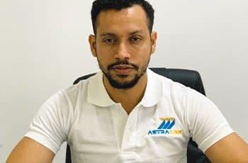 Hussein-David-Pinheiro-Astraline-Logistics-Managing-Director