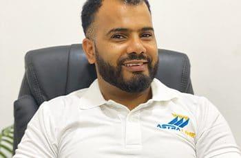 Sabri-Abdallah-Salim-Astraline-Logistics-CEO