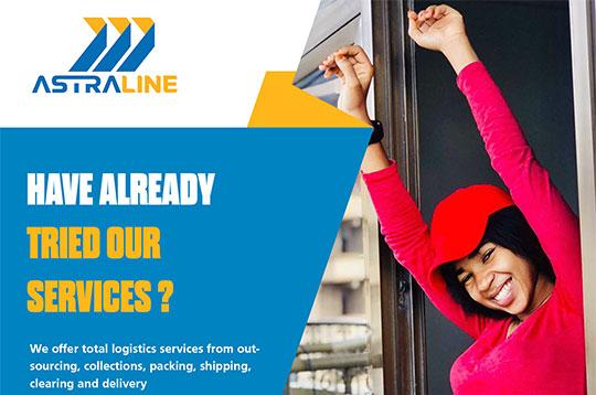 Astraline Logistics Services